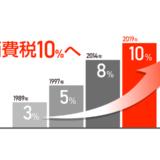 消費税10%増税で10月1日から郵便料金が値上げ!?「定型郵便物が84円」「はがきが63円」など