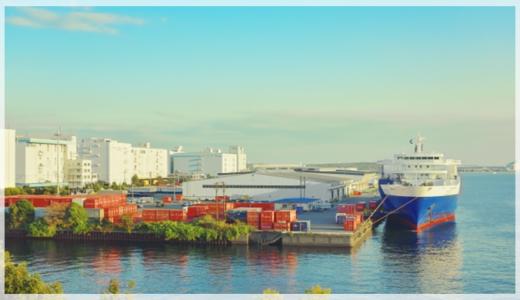 国際小包(船便)の地帯別料金一覧表