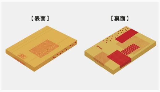 日本郵便より衣類や小物の発送に便利な包装資材「箱(薄型)」の販売開始